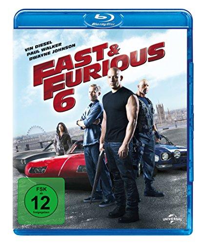 fast 7 blu ray Fast & Furious 6 [Blu-ray]