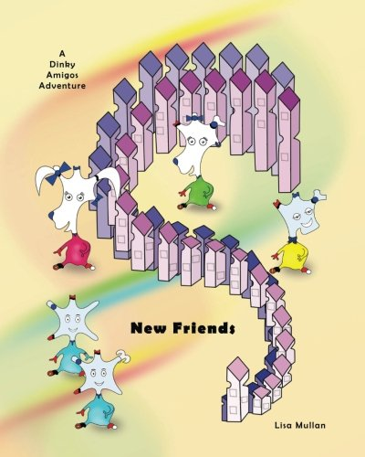 New Friends: A Dinky Amigos Adventure