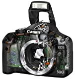 Canon EOS 500D SLR-Digitalkamera (15 Megapixel, LiveView, HD-Video) inkl. 18-55mm IS Kit (bildstabilisiert) - 4