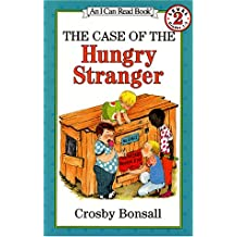 The Case of the Hungry Stranger Book and Tape