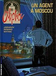 Alpha, Intégrale : Un agent à Moscou