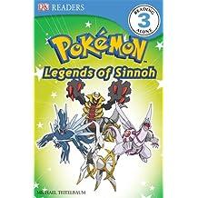 Discover Sinnoh's Legendary Pokemon! (DK Readers Level 3)