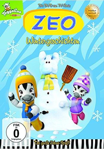 das Zebra - Wintergeschichten