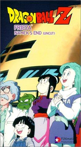 Dragonball Z, Vol. 29: Frieza - Namek's End (Uncut) [VHS]