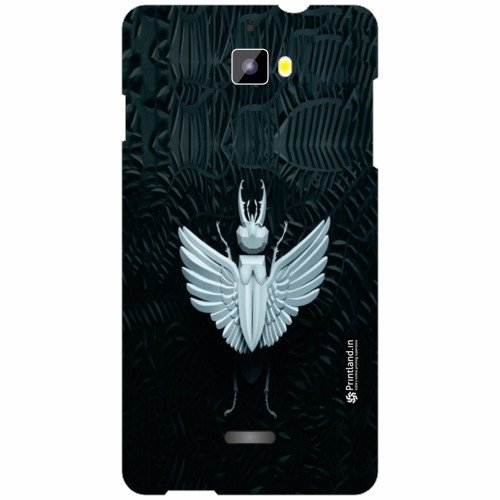 Micromax Canvas Nitro A311 Back Cover - Silicon Nest Designer Cases