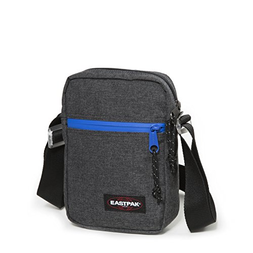 Eastpak The One Umhängetasche, 21 cm  Black Denim Frosted Dark
