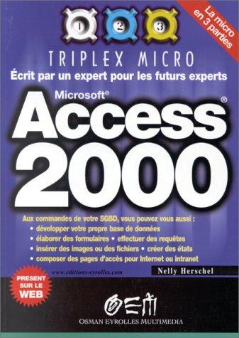 Access 2000 Triplex Micro