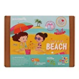 #4: A Day at the Beach 3-in-1 Craft Kit - Great gift for girls 5 to 8 years