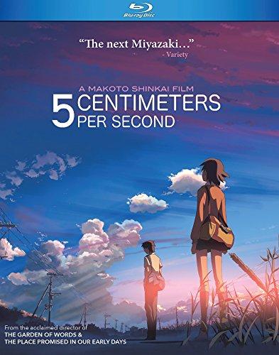 Bild von 5 CENTIMETERS PER SECOND - 5 CENTIMETERS PER SECOND (1 Blu-ray)