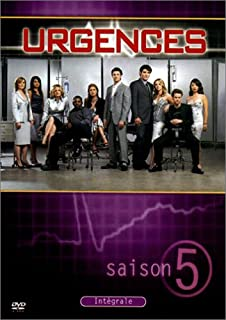 Urgences : Saison 5 - Coffret 3 DVD (B000AANBZG) | Amazon price tracker / tracking, Amazon price history charts, Amazon price watches, Amazon price drop alerts