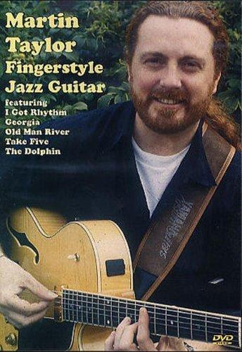 Preisvergleich Produktbild Martin Taylor: Fingerstyle Jazz Guitar [UK Import]