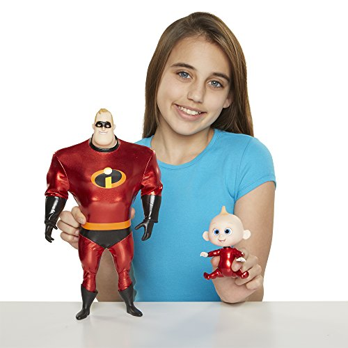 Incredibles 2 Mr.Incredible Jack 76597-11L Action-Figur, 28 cm, Mehrfarbig