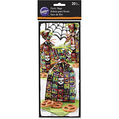 Wilton Halloween Party-Bags Jack N Ghouls - 20 -