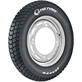 TVS Tyres DRAGON 90/100-10 53J Tubeless Scooter Tyre, Black