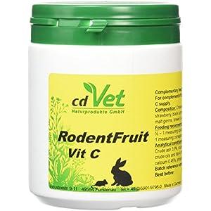 cdVet Naturprodukte NagerObst Vit C 350 g