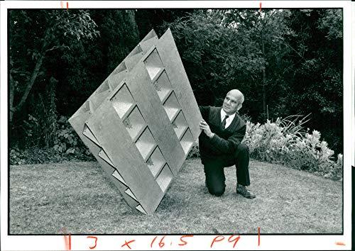 Fotomax Vintage Photo of Michael Passmore.