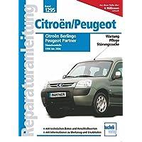 Citroën Berlingo / Peugeot Partner Dieselmodelle: 1.8-, 1.9-, 2.0-Liter
