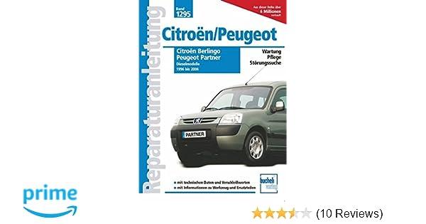 Citroen Berlingo / Peugeot Partner Diesel: Amazon.de: Peter Russek ...