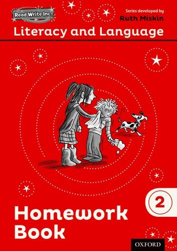 Read Write Inc.: Literacy & Language: Year 2 Homework Book Pack of 10