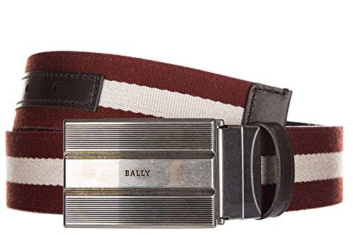 bally-cintura-uomo-pelle-reversibile-accorciabile-nuova-trainspotting-rosso-eu-90-theos
