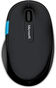 Microsoft H3S-00002 Bluetooth 4.0 4-Way Scrolling Blue Track Technology Mouse