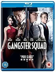 Gangster Squad [Blu-ray] [2013] [Region Free]
