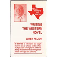 Writing the Western Novel