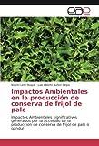 Impactos Ambientales en la producción de conserva de frijol de palo: Impactos Ambientales significativos generados por la actividad de la produccion de conserva de frijol de palo o gandul