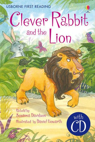 Clever Rabbit and the Lion (Usborne First Reading) (First Reading Level 2 CD Packs) por Susanna Davidson