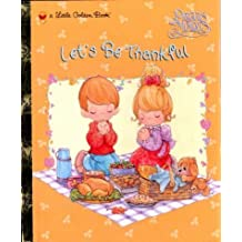 Let's Be Thankful (Little Golden Book) by Samuel J. Butcher (1998-08-21)