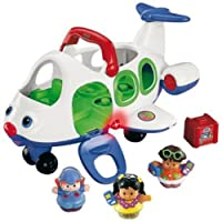 Fisher Price Little People J0895 Little Movers Airplane