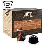 Note D'Espresso Preparato Solubile per Bevanda al Gusto di Cioccolato esclusivamente compatibili con macchine Nescafé* e…