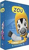 Zou : Vol. 6 : Zou fête l'hiver ! + Vol. 8 : Zou en vacances ! + Vol. 10 : Zou artiste !...