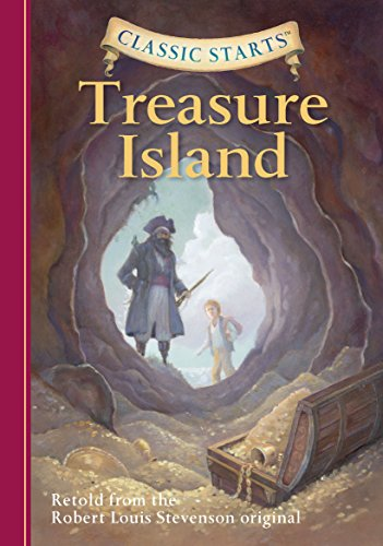 Treasure Island : retold from the Robert Louis Stevenson original