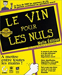 Le vin pour les nuls : 2ème édition