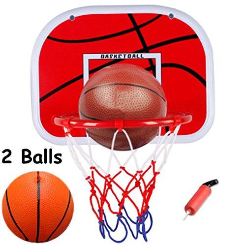 WoBoSen Dentro Mini Aro Baloncesto Sala Oficina Mini