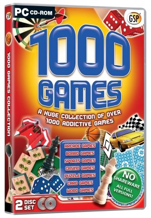 1000 Games (PC) Test