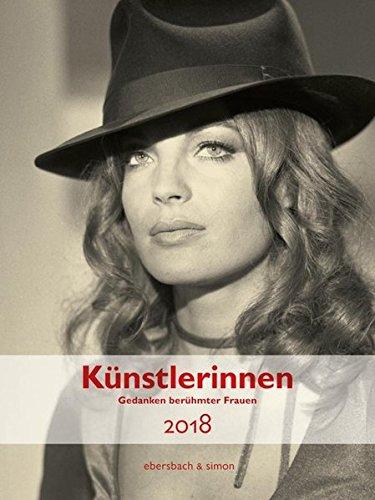 Künstlerinnen 2018: Gedanken berühmter Frauen