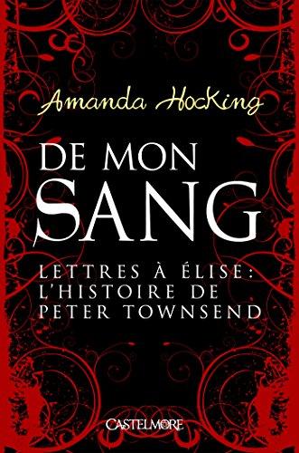 Couverture du livre Lettres à Élise : l'histoire de Peter Townsend (Romans 15+)