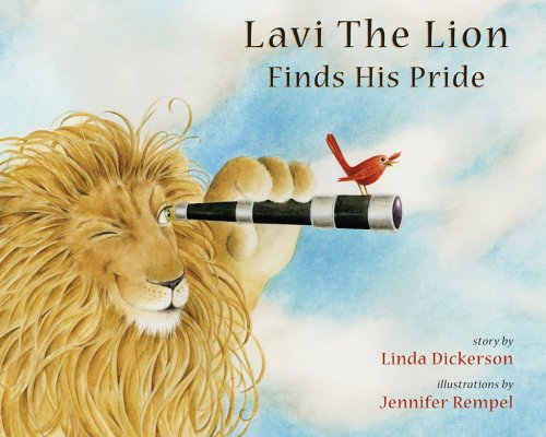 Title: Lavi the Lion Finds His Pride 2005 publication