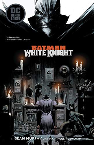 """Unlike anything we've seen before."" -Nerdist ""Cinematic and graphic."" -A.V. Club ""Murphy was truly born to draw Batman."" -IGN ""A breakout hit."" -SyFy Wire The impossible has happened: The Joker has become...sane. Batman: White Knight follows the man..."