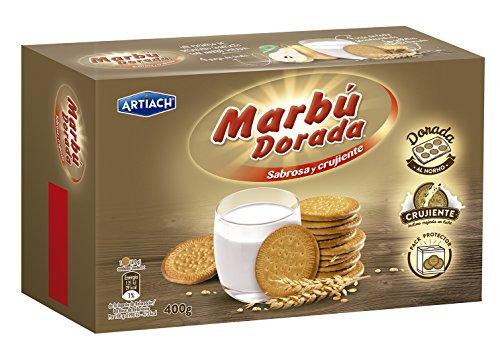 Artiach Galletas Marbu Dorada - 400 g