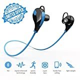 #6: Padraig LIMITED OFFER Wireless Bluetooth Headphones with MIC Hands-Free Calling | Lightweight Wireless Sports Headphones with Built In Mic Compatible For All Android & IOS Devices - Assorted Color