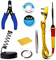 Themisto Beginners 8 in 1 Soldering iron Kit