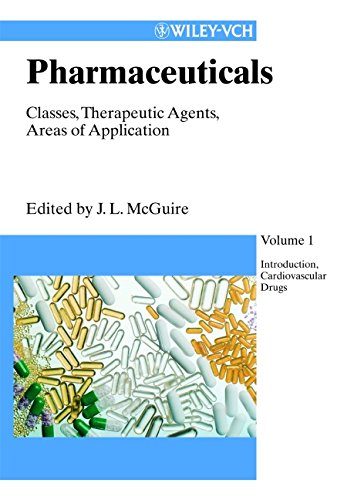 Pharmaceuticals: Classes, Therapeutic Agents, Areas of Application 4 Volume Set