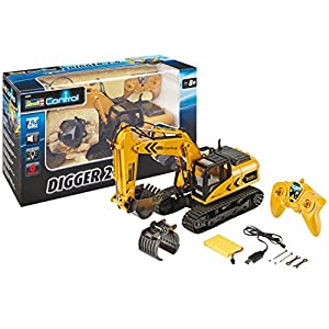 Revell 24924 Digger 2.0, Multi-Color