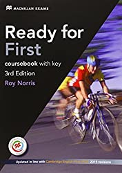 Ready for FCE Student's Book (+ Key) by Roy Norris (2013-10-11)