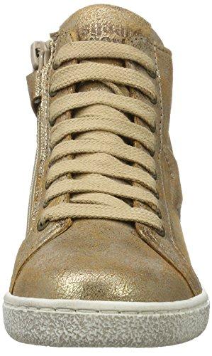 Bisgaard - Schnürschuhe, Pantofole a Stivaletto Unisex – Bambini Gold (6011 Gold)