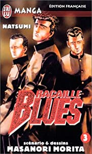 Racaille Blues Edition simple Tome 3