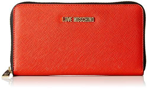 Love Moschino Jc5552pp16, Portafoglio Donna, (Ross...